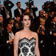 Lana Del Rey pour la montée des marches de Gatsby le Magnifique en cérémonie d'ouverture du Festival de Cannes, le 15 mai 2013.