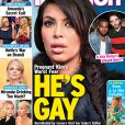 Couverture d'In Touch, en mai 2013, s'en prenant à Kim Kardashian et Kanye West