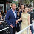 Sara Forestier et Francois Damiens arrivent sur le plateau du Grand Journal de Canal+ durant le 66e Festival de Cannes, le 16 mai 2013.