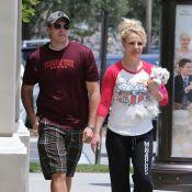 Britney Spears, au top et amoureuse: Elle dévoile le schtroumpfesque Ooh La La