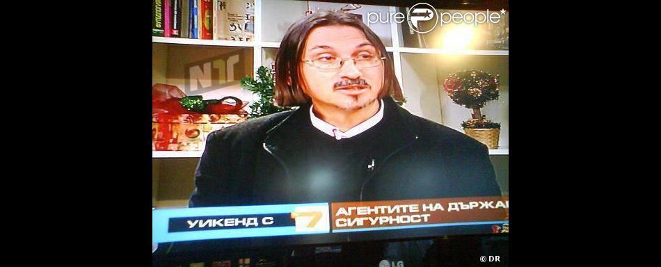 "Hristo ""Zlatan"" Hristov, sosie pas officiel de Zlatan Ibrahimovic"