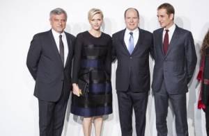 Charlene de Monaco et Clotilde Courau, chic princesses parmi les stars pour Dior