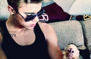 Justin Bieber : Une grosse facture pour son singe... et une bague pour Selena ?