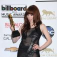 Carly Rae Jepsen lors des Billboard Music Awards à Las Vegas, le 19 mai 2013.