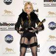 Madonna lors des Billboard Music Awards à Las Vegas, le 19 mai 2013.
