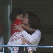 Aishwarya Rai, maman câline pour son irrésistible fille Aaradhya, bientôt 2 ans