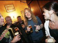 PHOTOS : Le groupe de metal Iron Maiden en tournée européenne !