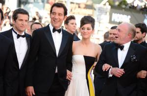 Cannes 2013 : Marion Cotillard et Guillaume Canet, amoureux fiers de Blood Ties