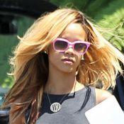 Rihanna : Bientôt la fin des vacances pour la chanteuse sexy overbookée