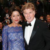 Cannes 2013 : Jessica Chastain étincelante pour Robert Redford adulé