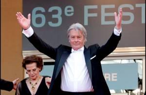 Alain Delon en Plein Soleil à Cannes : ''Le cinéma ne me manque pas
