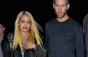 Rita Ora et Calvin Harris : Jeunes amoureux stylés pour une sortie gourmande