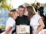 Cannes 2013 - Palme d'or : La Vie d'Adèle, entre triomphe, dérapage et scandale