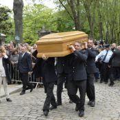 Obsèques de Georges Moustaki : Ses amis ont chanté et lui ont rendu hommage