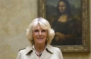 Camilla, une duchesse à Paris: Incognito au marché, seule à seule avec Mona Lisa