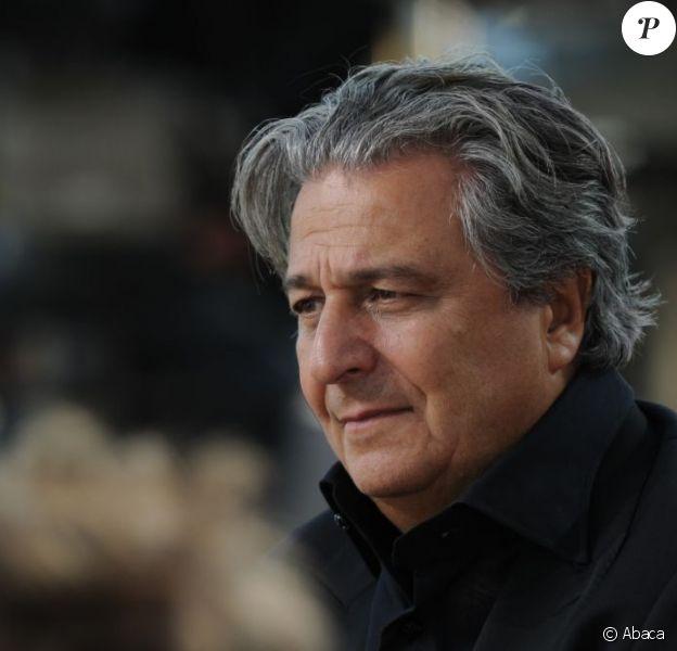 Christian Clavier sur le plateau du Grand Journal de Canal+ le 23 mai 2013 durant le Festival de Cannes