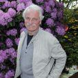 Le photographe, réalisateur et écologiste, Yann Arthus-Bertrand à l'inauguration de l'exposition L'art du jardin qui a transformé le Grand Palais en serre géante. Photo prise le 30 mai 2013 à Paris.