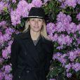 Sarah Lavoine à l'inauguration de l'exposition L'art du jardin qui a transformé le Grand Palais en serre géante. Photo prise le 30 mai 2013 à Paris.