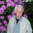 Yann Arthus-Bertrand à l'inauguration de l'exposition L'art du jardin qui a transformé le Grand Palais en serre géante. Photo prise le 30 mai 2013 à Paris.