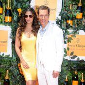 Matthew McConaughey : Éclatant de forme au côté de sa femme et d'Ashley Olsen