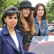 Solweig Rediger-Lizlow : Princesse rock face à une Rachida Dati élégante
