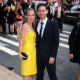 Tobey Maguire, Jennifer Meyer à la soirée des CFDA Fashion Awards à New York, le 2 Juin 2013.