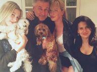 Ireland Baldwin : Ado sexy et rayonnante en famille avec son père Alec