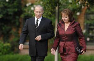Vladimir Poutine : Divorce du président russe et de son épouse Lioudmila