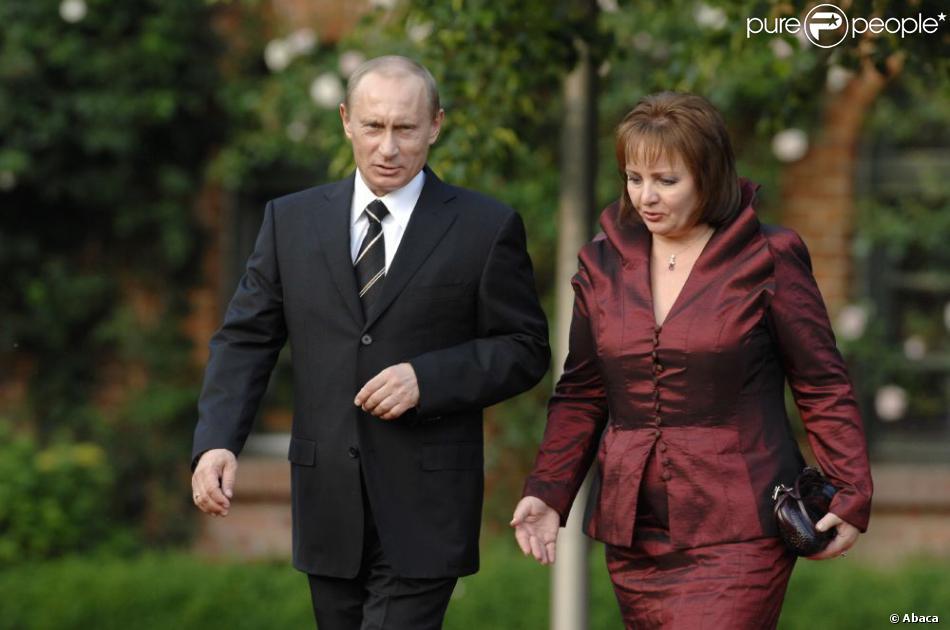 vladimir poutine divorce du pr sident russe et de son pouse lioudmila purepeople. Black Bedroom Furniture Sets. Home Design Ideas