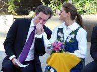 La princesse Madeleine et Chris, fous d'amour, partagent la vedette avec Estelle