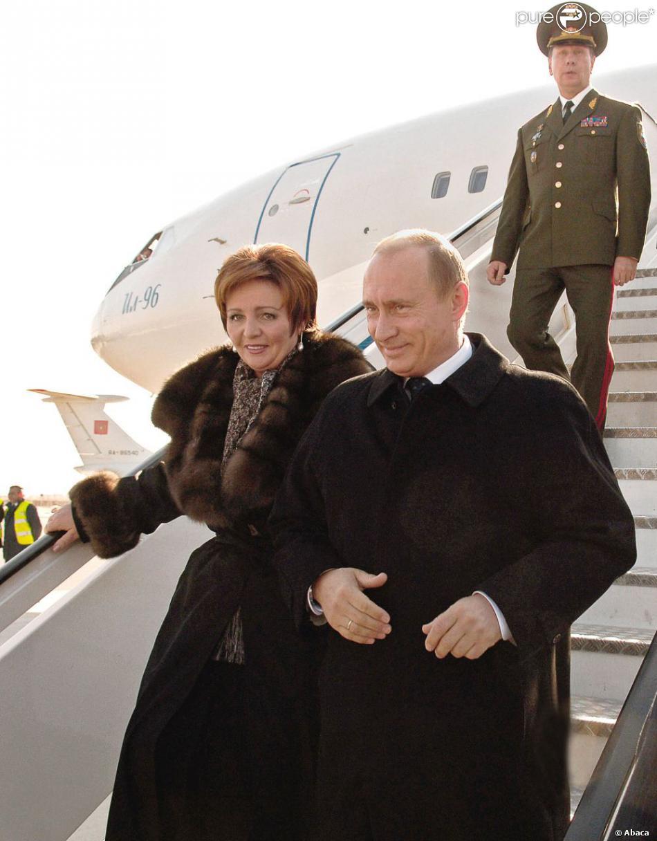 Владимир путин жена и дети фото