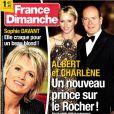 France Dimanche en kiosques le 7 juin 2013