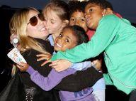 Heidi Klum : Maman poule, ses enfants la couvrent de baisers avant son départ !