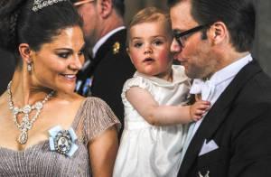 Mariage Madeleine de Suède : La princesse Estelle, une véritable attraction !