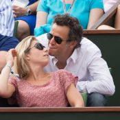 Roland-Garros: Anne-Sophie Lapix, Natalia Vodianova in love face à Marilou Berry
