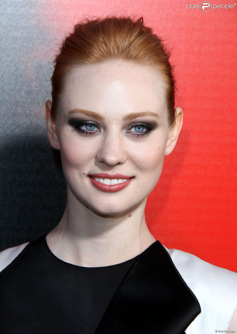 Deborah Ann Woll couple