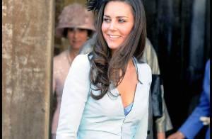 PHOTOS : Mariage chez les Windsor, Kate Middleton éclipse la mariée !