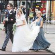 Mariage de Lady Rose et George Gilman