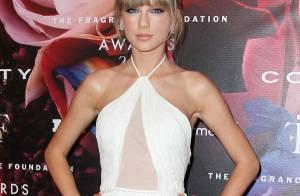 Taylor Swift : Sublime et encore récompensée devant Dita Von Teese