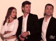 Robin Thicke - Blurred Lines : Jimmy Kimmel, l'incruste à mourir de rire