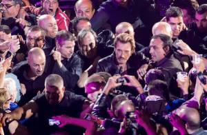 Johnny Hallyday : En live, son concert privé sur Purepeople avec MYTF1 !