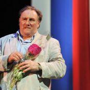 Gérard Depardieu : L'expatrié à ''l'esprit un peu hooligan'', ému et honoré