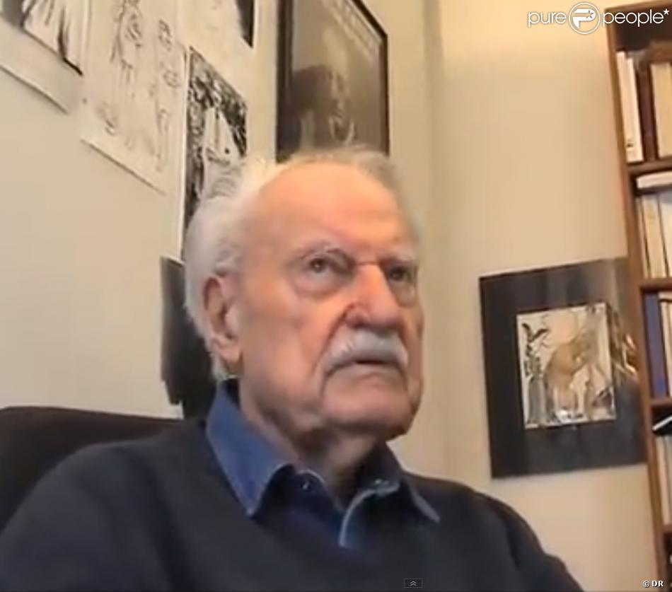 Maurice Nadeau en 2006