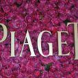 Soirée privée Piaget à l'Orangerie Éphémère dans le jardin des Tuileries, le 13 juin 2013