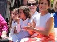 Jennifer Lopez, émue devant ses jumeaux et Jane Fonda, a son étoile à Hollywood