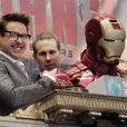 Robert Downey Jr. s'offre Wall Street à New York le 30 avril 2013.