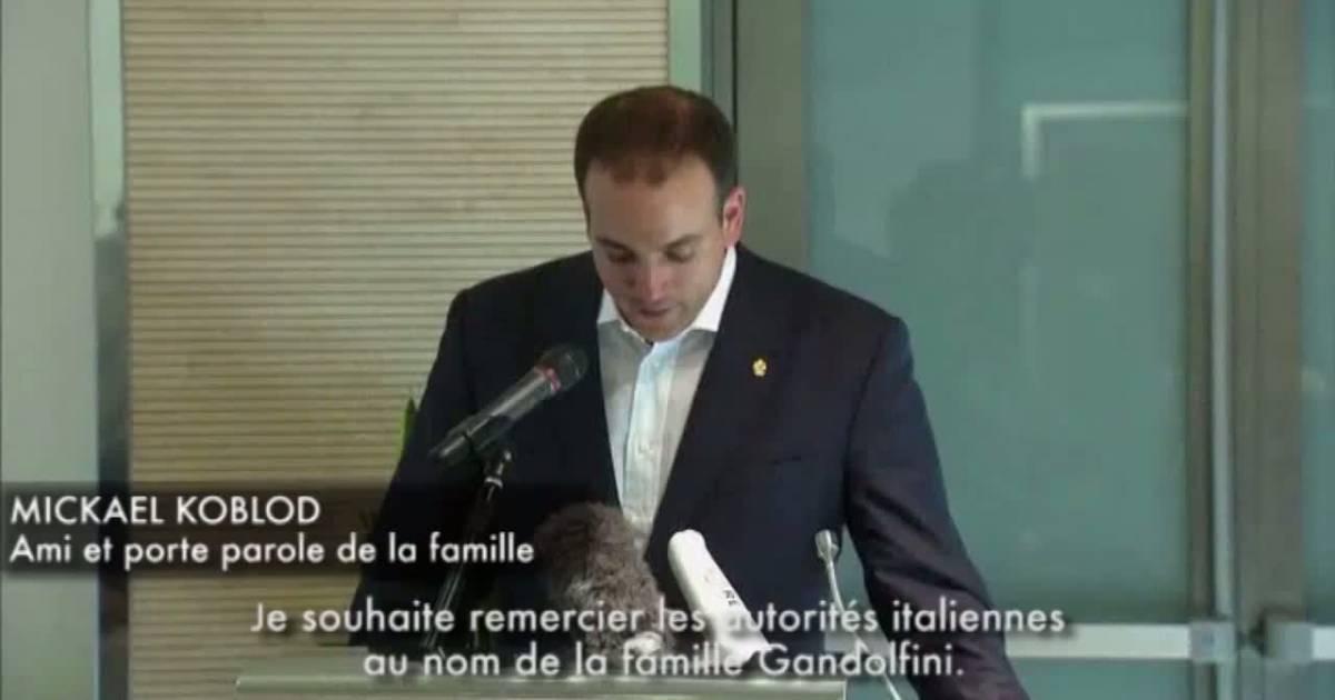 Michael kobold porte parole de la famille de james for Porte parole