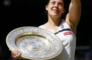 Wimbledon : Marion Bartoli savoure sa victoire et balaie les remarques déplacées