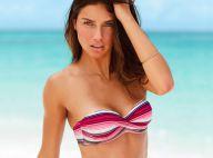 Adriana Lima : Aussi craquante à la plage qu'en toute petite tenue