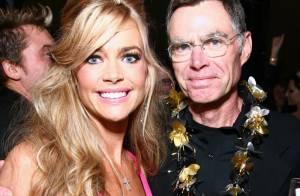Denise Richards et le remariage de son père : ''Il aurait pu attendre...''